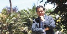 """Jaime Quintana: """"La retroexcavadora está esperando cumplir su cometido, que es acabar con la educación de Pinochet"""""""