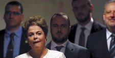 Acogen solicitud de impugnación en contra de Rousseff y se agrava panorama en Brasil
