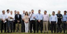 Mauricio Macri pasa a la acción y elimina retricciones a las exportaciones agrícolas