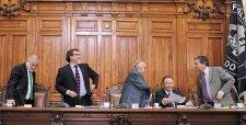 Inquietud entre parlamentarios por los factores detrás de la baja actividad interna