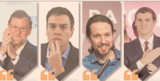 Escenario post electoral de España agita el mercado y pone en riesgo metas fiscales