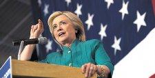 El debate muestra que Hillary Clinton está segura de la nominación del Partido Demócrata