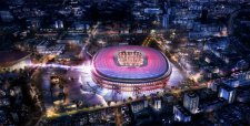 El estudio de arquitectura japonés Nikken Sekkei diseñará el Nou Camp del futuro