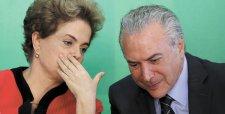 Vicepresidente de Brasil busca que su partido rompa hoy con el gobierno por unanimidad