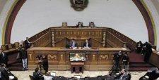 Parlamento venezolano aprobó ley de amnistía que beneficiará a 78 presos políticos