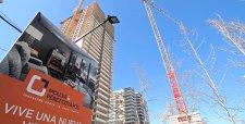 Ingreso de proyectos inmobiliarios cae a menor nivel en tres años por desaceleración