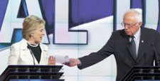 Nueva York, primarias cruciales para Hillary Clinton y Donald Trump