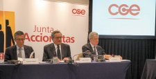 """CGE: """"Nos gustaría tener una importante capacidad de generación en Chile"""""""