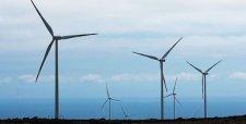 Enel pone en marcha parque eólico en la comuna de Los Ángeles