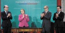 Gobierno fija meta para nueva estatal de infraestructura: ser solvente y rentable