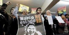 Masiva protesta en contra de Keiko Fujimori se tomó las calles de Lima