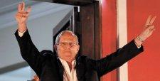 Kuczynski se imponía por estrecho margen en la segunda vuelta de las elecciones en Perú