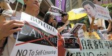 Lancome cierra tiendas en Hong Kong tras ser acusada de someterse ante China