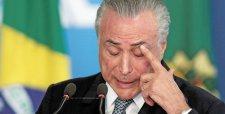 En medio de escándalos, sólo 11% evalúa positivamente a nuevo gobierno en Brasil