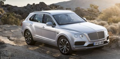 Superlujo: Bentley presentó en Chile el SUV Bentayga