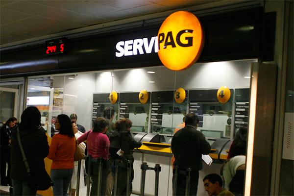 Banco Santander ingresará a la propiedad de Servipag - Diario ...