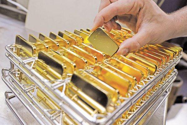 1 14 Baja El Precio De La Onza Oro