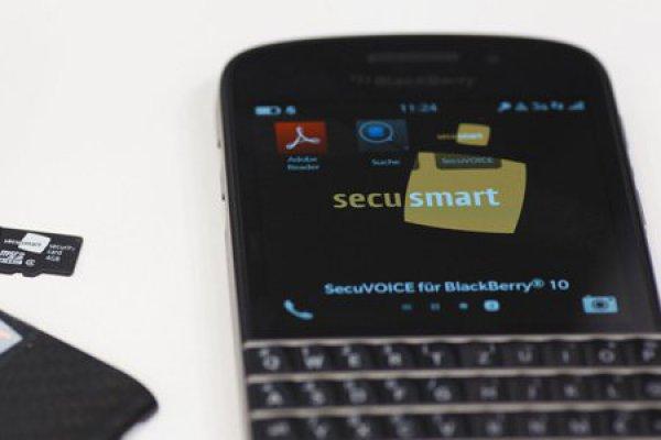 Blackberry demanda a Facebook por violación de patente