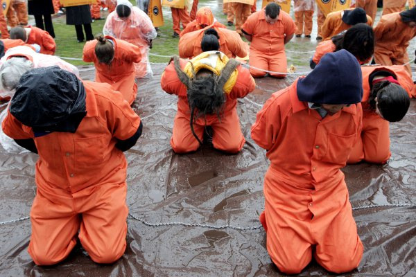 Resultado de imagen para Gina Haspel prisión secreta en Tailandia