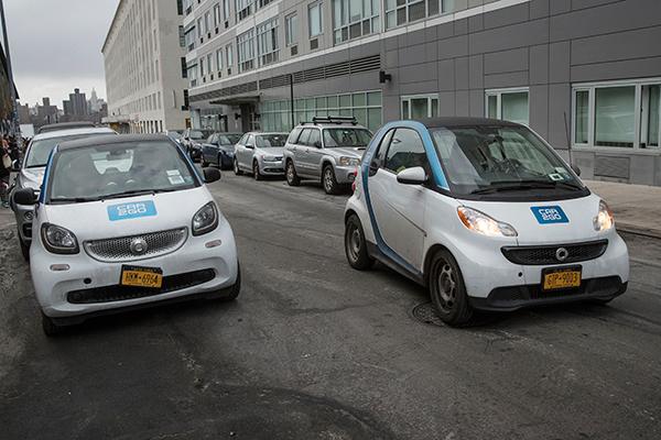 Daimler Y Bmw Se Unen Para Competir Con Uber En Transporte Diario