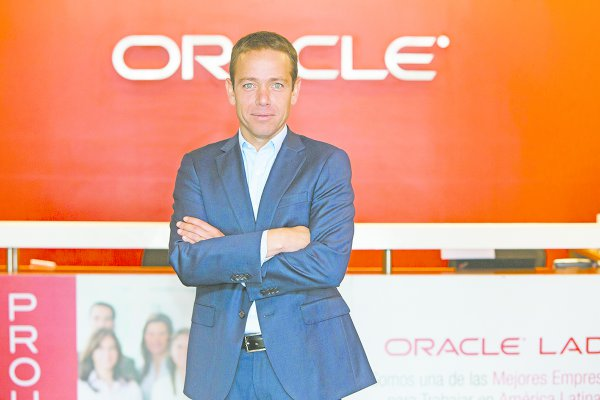 Óscar Herrera, Senior Sales Director Public Sector de Oracle