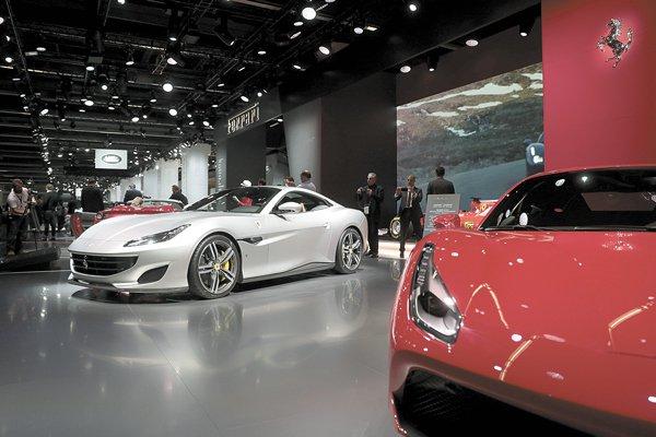 Ferrari Vende 125 Autos En Chile En La Ultima Decada Diario Financiero