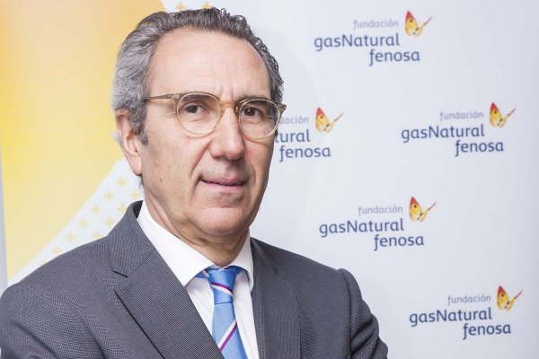 Martí Solá, director general de Fundación Gas Natural Fenosa.