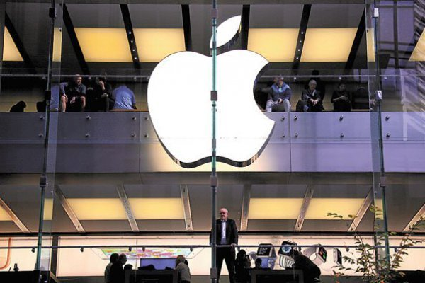 746463f5a70 Apple logró tomar un respiro ayer e impulsar sus acciones al menos un 6,22%  en operaciones fuera de rueda, luego de entregar mejores resultados a los  ...