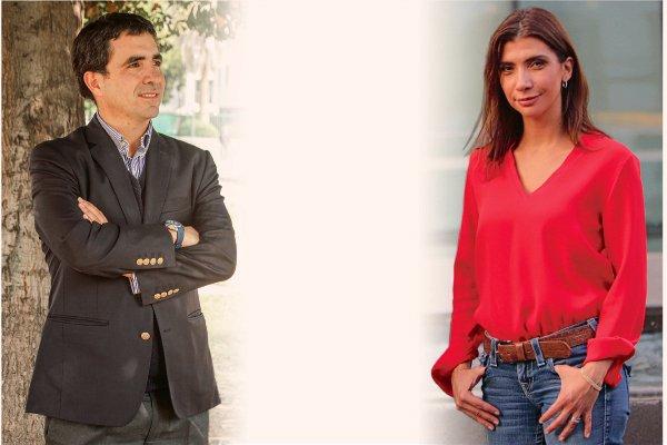 Diego Fleischmann fue el primer director en renunciar. Alejandra Mustakis, presidenta de Asech.