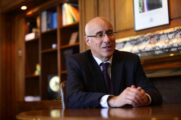 El presidente de BancoEstado, Arturo Tagle, envió el martes una carta a la comisión mixta.