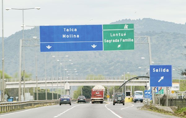 Licitación de autopista Talca-Chillán suma 20 interesados: tres gigantes chinas entran en carrera - Diario Financiero