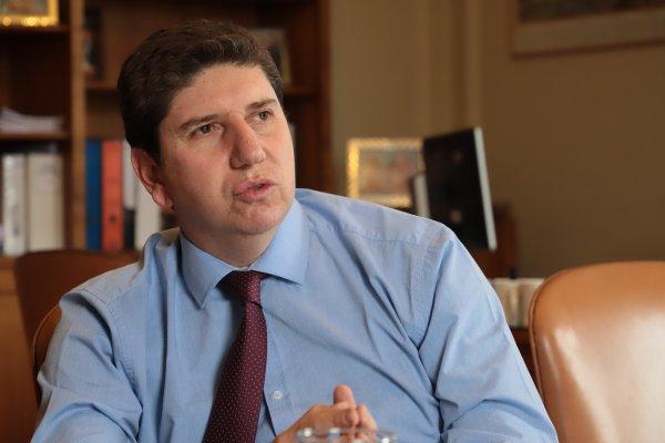 Rodrigo Cerda renuncia a la Dirección de Presupuestos - Diario Financiero