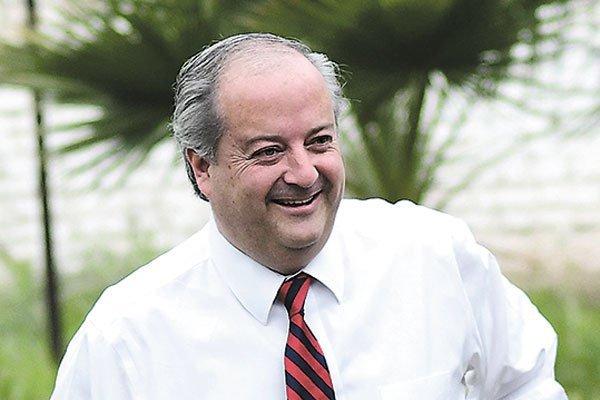 Exministro del Trabajo Nicolás Monckeberg es nombrado como embajador de  Chile en Argentina - Diario Financiero