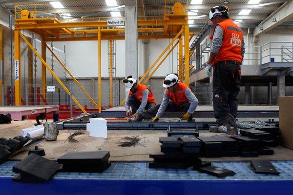 El 8,6% de los trabajadores señaló tener miedo a perder su plaza laboral, según el reporte de Randstad. Foto: Agencia Uno