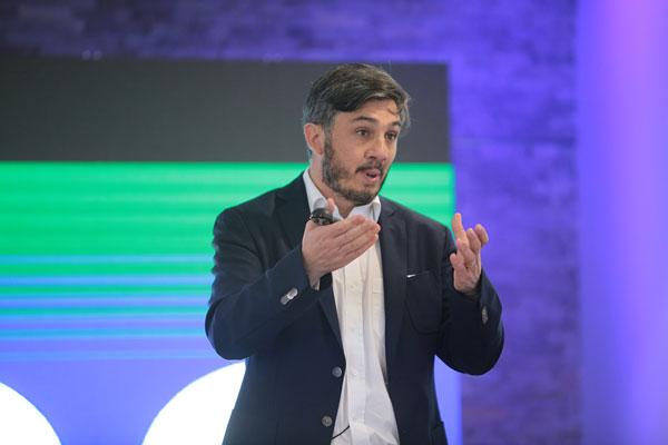 Roberto Muñoz, CEO de Movistar Chile.