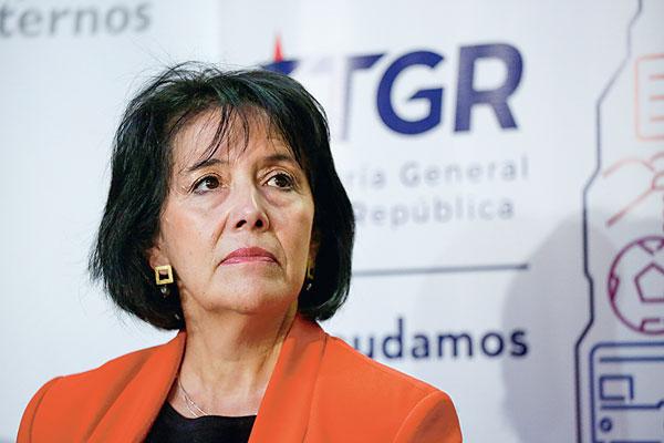 La titular del organismo, Ximena Hernández, destacó la suspensión de pagos por concepto de contribuciones. Foto: Agencia Uno