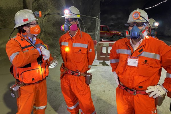 Foto: Cortesía Codelco
